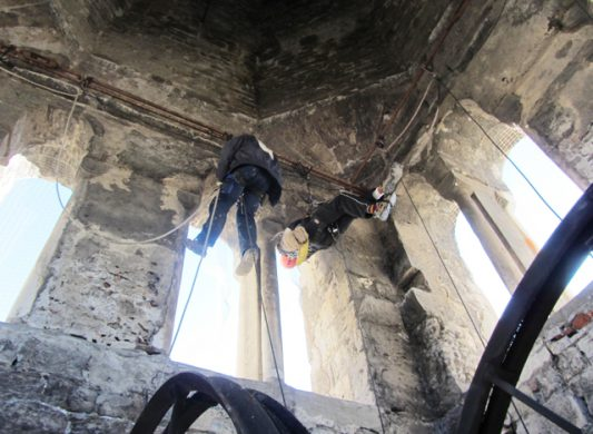 Chiesa-delle-Vigne_Risalita-dell'interno-del-campanile_3